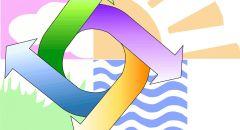 Logo Girandola anni 90-2000